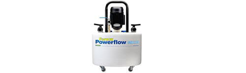 Power flushing